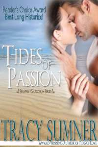 Tides of Passion, by Tracy Sumner