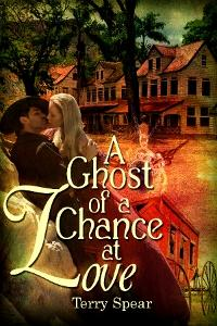 A Ghost of a Chance at Love, by Terry Spear